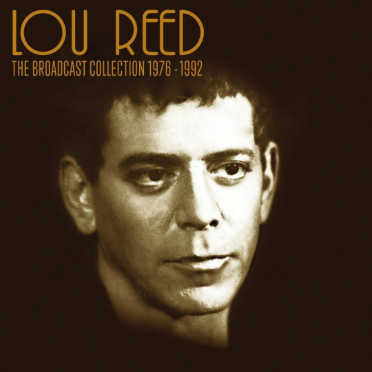 Lou Reed. The Broadcast Collection 1976 - 1992. 9 CDs.