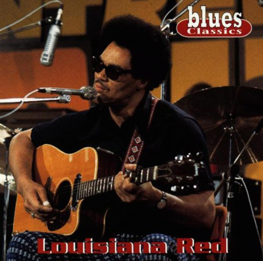 Louisiana Red. Blues Classics. CD.