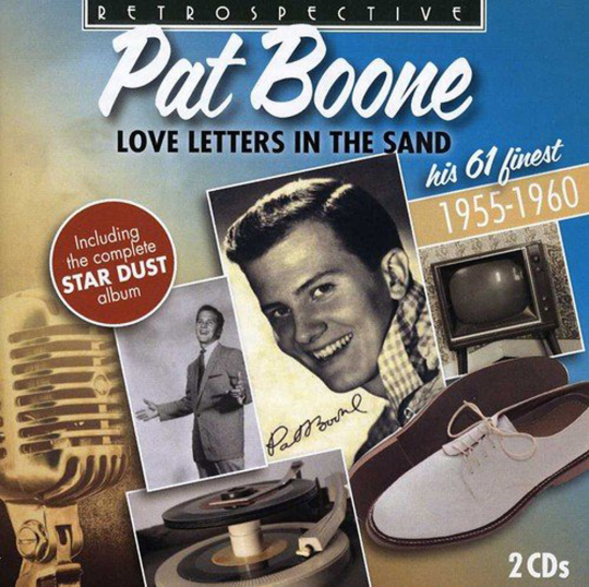 Love letters in the Sand 2 CDs