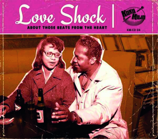 Love Shock. CD.