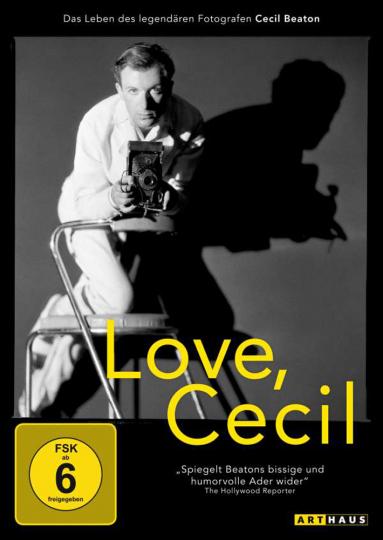Love, Cecil. DVD.