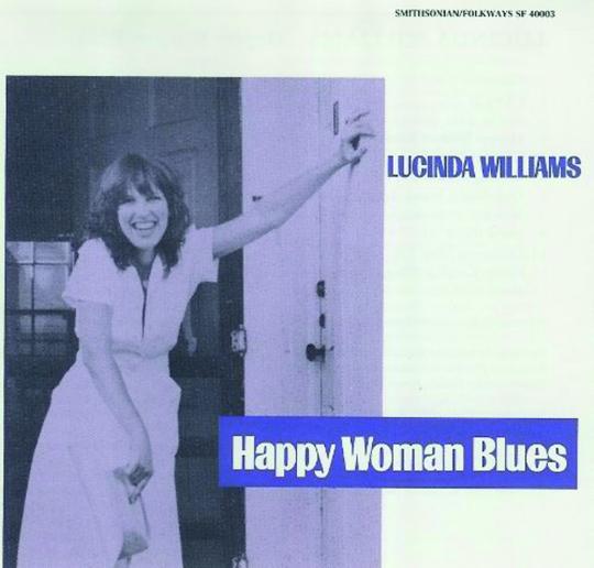 Lucinda Williams. Happy Woman Blues. CD.