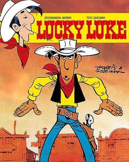Lucky Luke Edition. 9 DVDs.