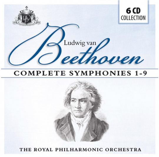 Ludwig van Beethoven - The Symphonies.