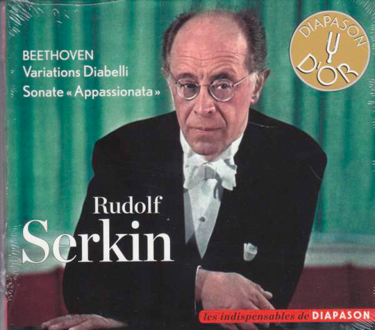 Ludwig van Beethoven. Diabelli-Variationen, op. 120.