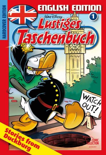 Lustiges Taschenbuch English Edition 01. Stories from Duckburg.