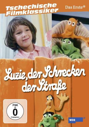 Luzie, der Schrecken der Straße. DVD.
