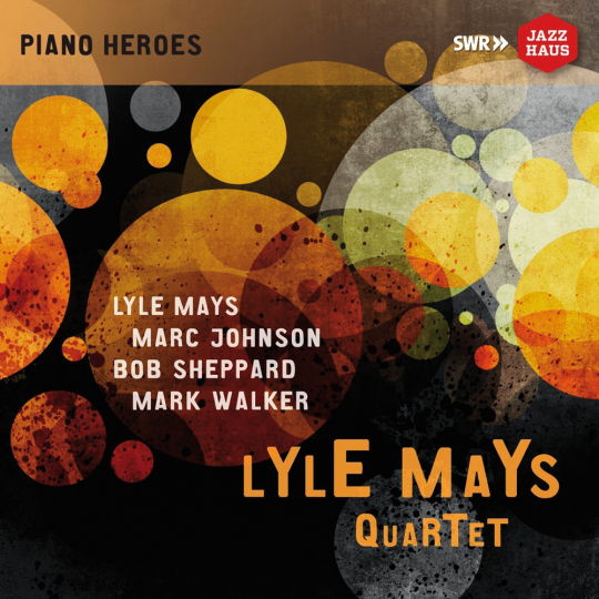 Lyle Mays Quartet. The Ludwigsburg Concert. 2 CDs.