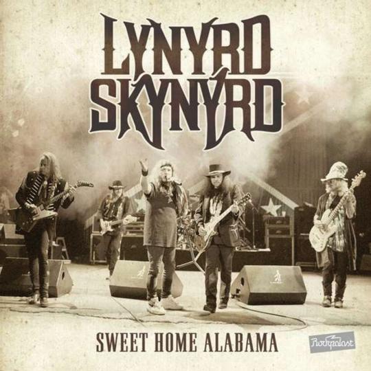 Lynyrd Skynyrd. Sweet Home Alabama. 2 LPs.