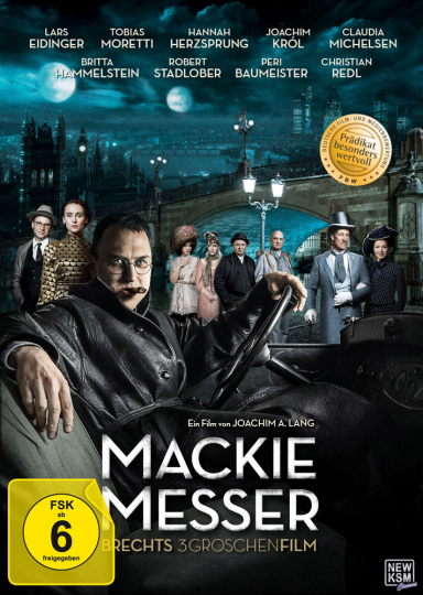 Mackie Messer. Brechts Dreigroschenfilm. DVD.