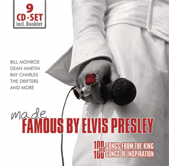 Made Famous by Elvis Presley. 9 CD Set.