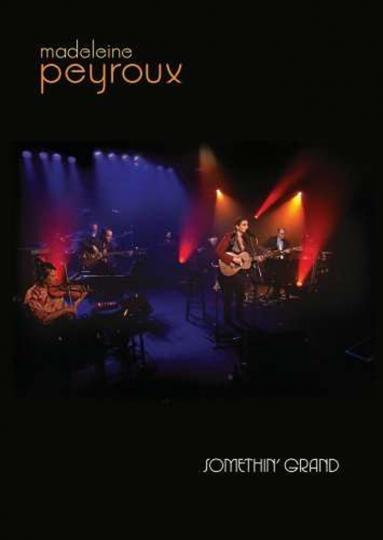 Madeleine Peyroux. Somethin' Grand: Live In Los Angeles 2009. DVD.