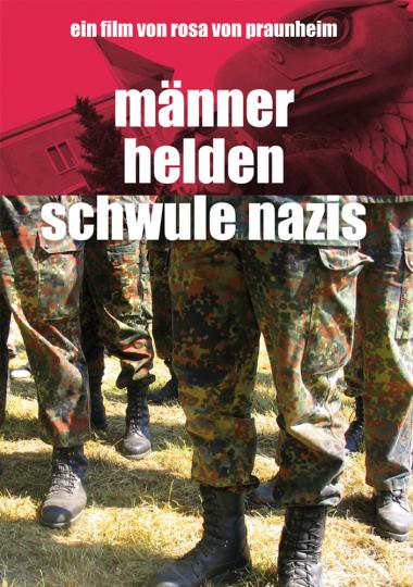 Männer, Helden, schwule Nazis. DVD.