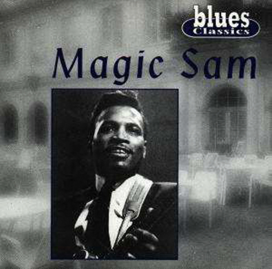 Magic Sam. Blues Classics. CD.