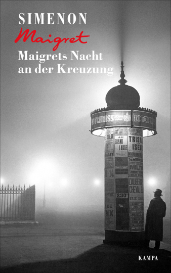 Maigrets Nacht an der Kreuzung.