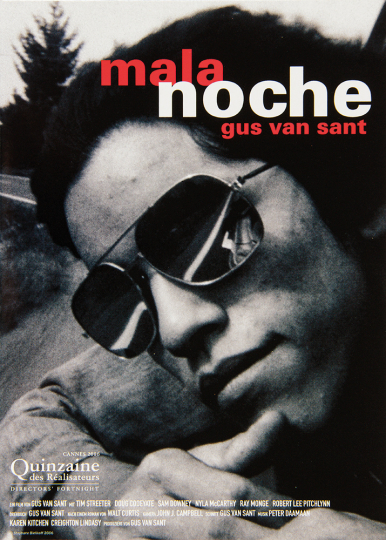 Mala Noche. DVD.