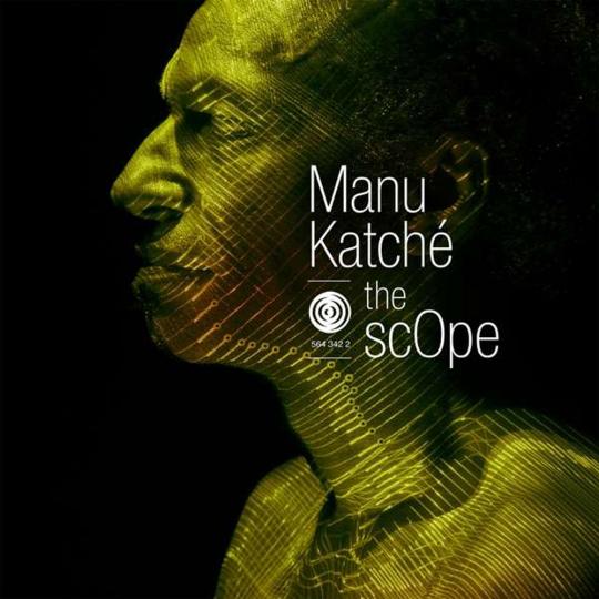 Manu Katché. The Scope. CD.