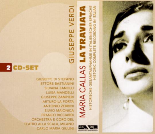 Maria Callas Edition - Il Turco in Italia. 2 CDs.