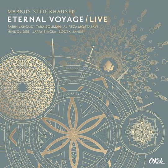Markus Stockhausen. Eternal Voyage - Live. CD.