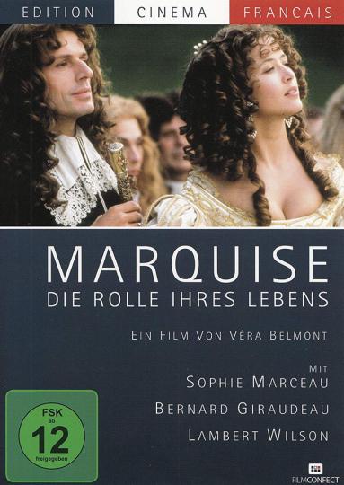 Marquise. Die Rolle ihres Lebens. DVD.