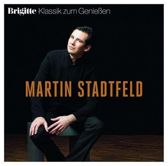 Martin Stadtfeld. Brigitte Klassik zum Genießen. CD.
