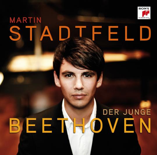 Martin Stadtfeld. Der junge Beethoven. CD.