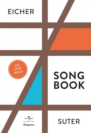 Martin Suter & Stephan Eicher. Song Book.