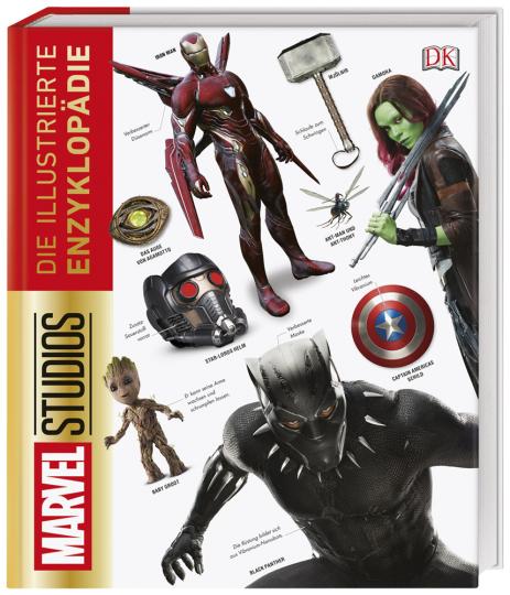 Marvel Studios. Die illustrierte Enzyklopädie.