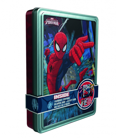 Marvel Ultimate Spiderman. Bastelset.