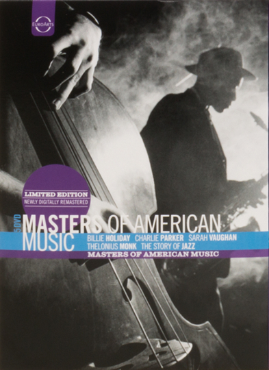 Masters Of American Music. 5 DVDs