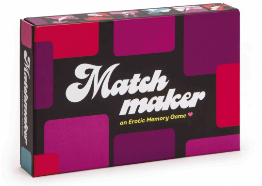 Matchmaker. Ein erotisches Gedächtnisspiel.