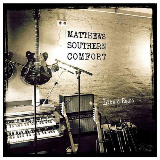 Matthews« Southern Comfort. Like A Radio (Bonus Edition). CD.