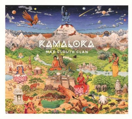 Max Clouth Clan. Kamaloka. CD.