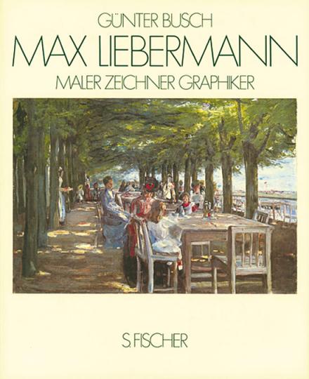 Max Liebermann - Maler, Zeichner, Graphiker