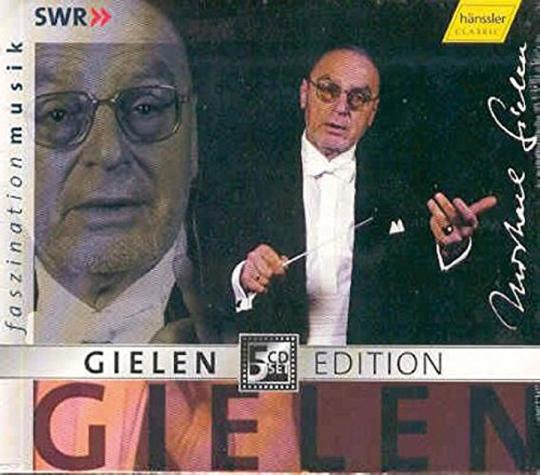 Michael Gielen Edition. 5 CDs.