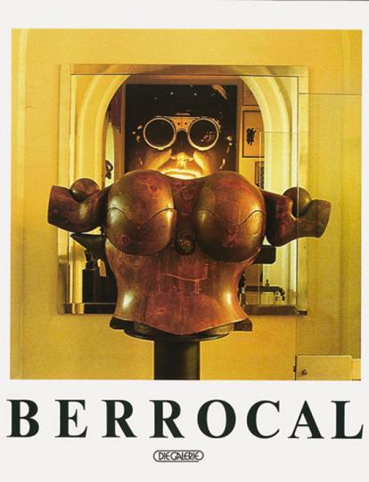 Miguel Berrocal - Künstlermonographie.