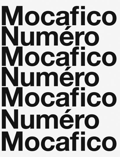 Mocafico Numéro.
