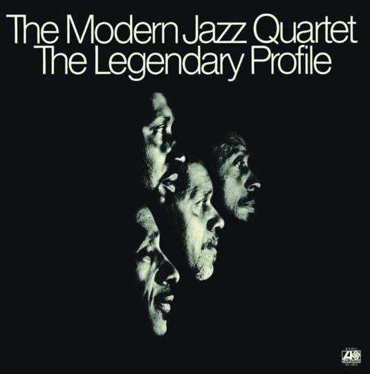 Modern Jazz Quartet. The Legendary Profile. CD.