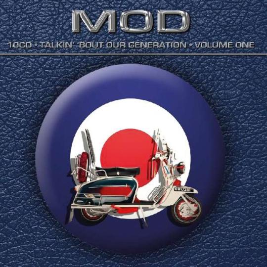 MOD. Talkin Bout Our Generation Vol.1. 10 CDs.