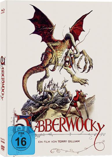 Monty Python's Jabberwocky. Mediabook.