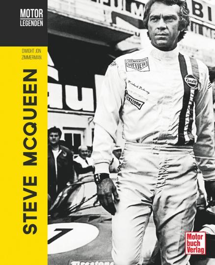 Motorlegenden. Steve McQueen.