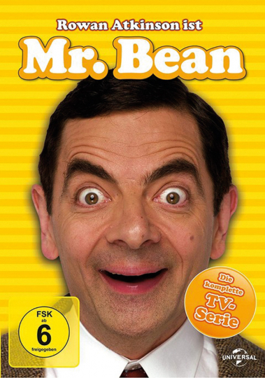 Mr. Bean. Die komplette TV-Serie. 3 DVDs.