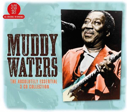 Muddy Waters. The Absolutely Essential Collection. 3 CDs.