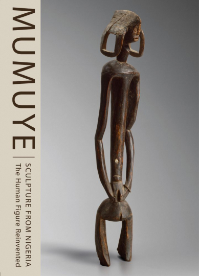 Mumuye. Sculpture from Nigeria.