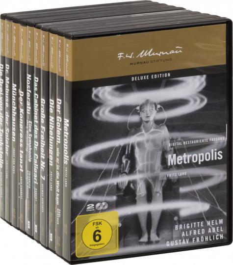 Murnau Exklusiv-Kollektion. 16 DVDs.