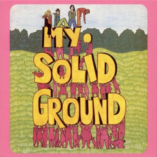 My Solid Ground. My Solid Ground (180g). LP.