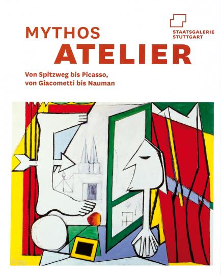 Mythos Atelier. Künstlerräume von Carl Spitzweg bis Bruce Nauman.