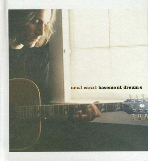 Neal Casal. Basement Dreams (Deluxe Edition). 2 CDs.