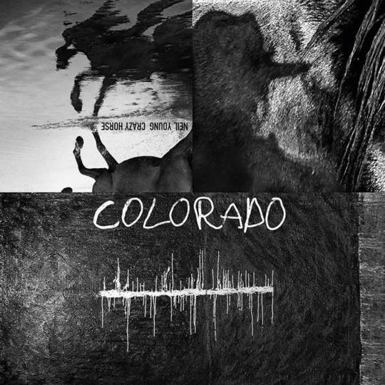 Neil Young. Colorado. CD.