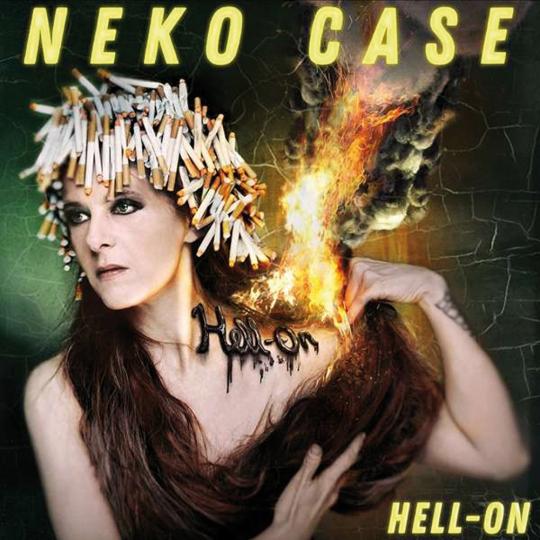 Neko Case. Hell-On. CD.